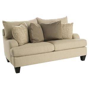 Bernhardt Brooke  Upholstered Loveseat