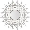 Bernhardt Calista Round Mirror - Item Number: 388-333