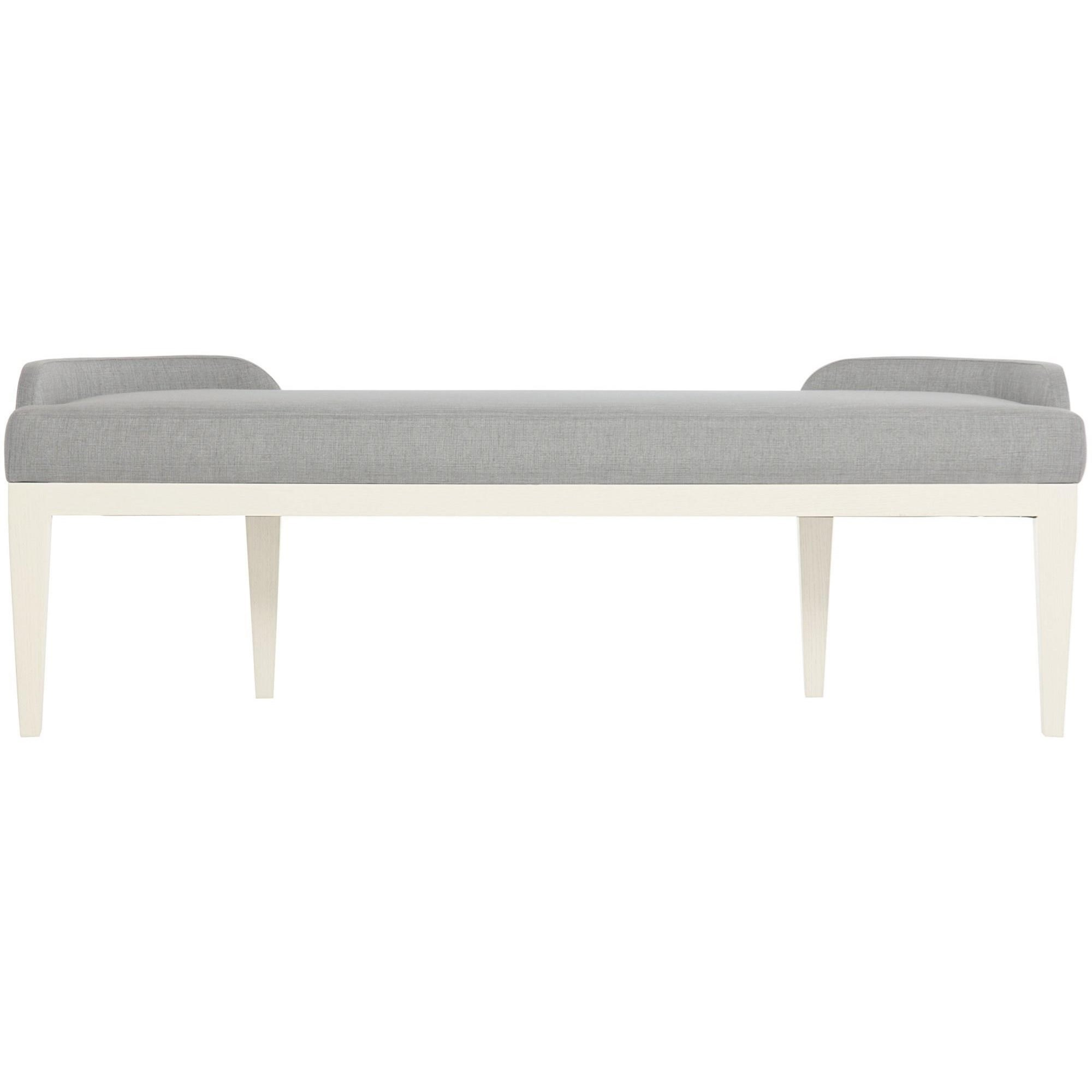 Calista Customizable Bench by Bernhardt at Baer's Furniture