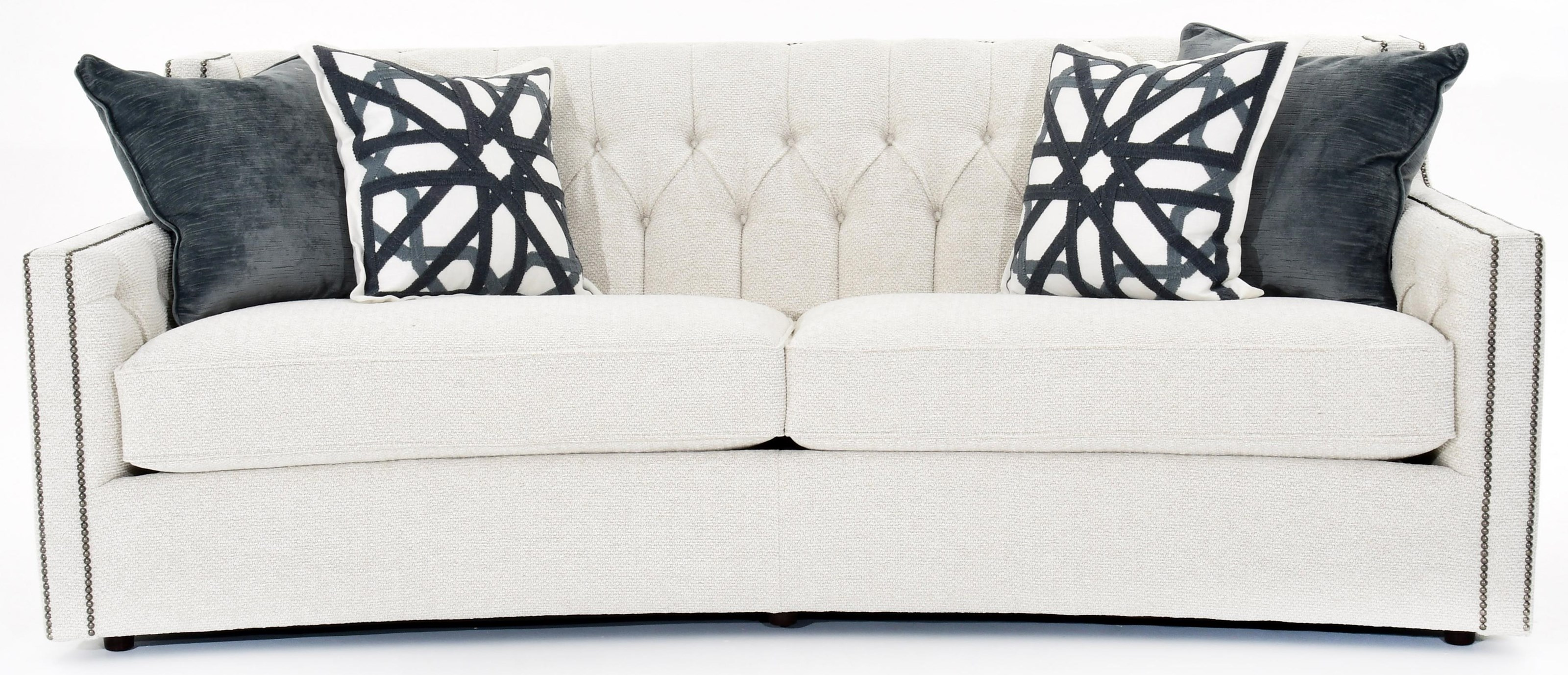 Candace Sofa by Bernhardt at Baer's Furniture