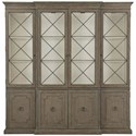 Bernhardt Canyon Ridge China Cabinet - Item Number: 397-627, 397-120