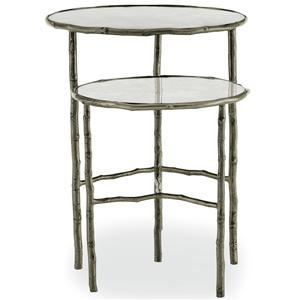 Bernhardt Carlisle Metal Nesting Tables