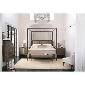 Canopy King Bed Headboard