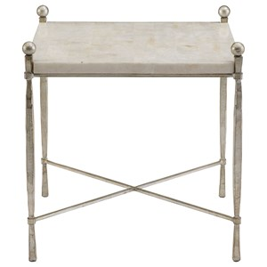 Bernhardt Clarion Chairside Table