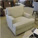 Bernhardt Clearance Swivel Chair - Item Number: 326028787