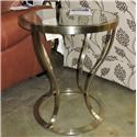 Bernhardt Clearance Round Accent Table - Item Number: 360124855