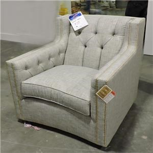 Bernhardt Clearance Swivel Chair