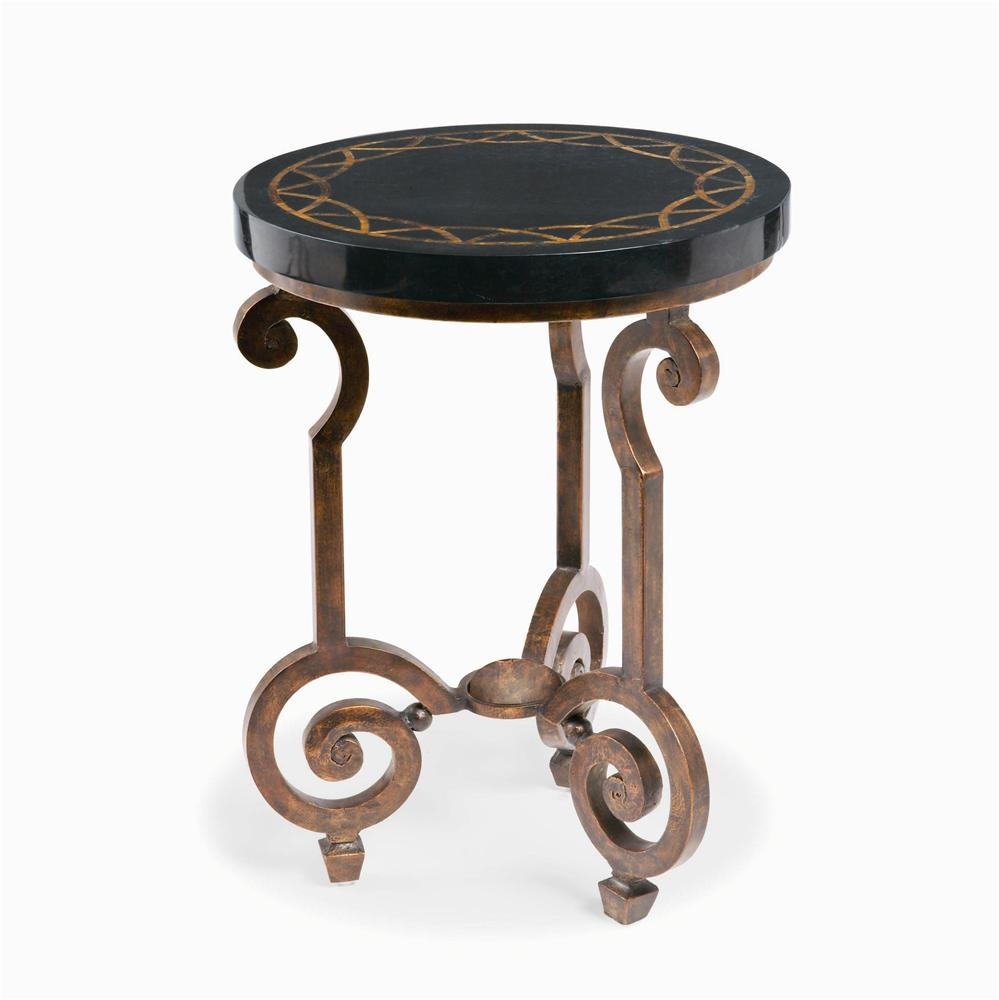 Bernhardt Connery Chairside Table  - Item Number: 556-122