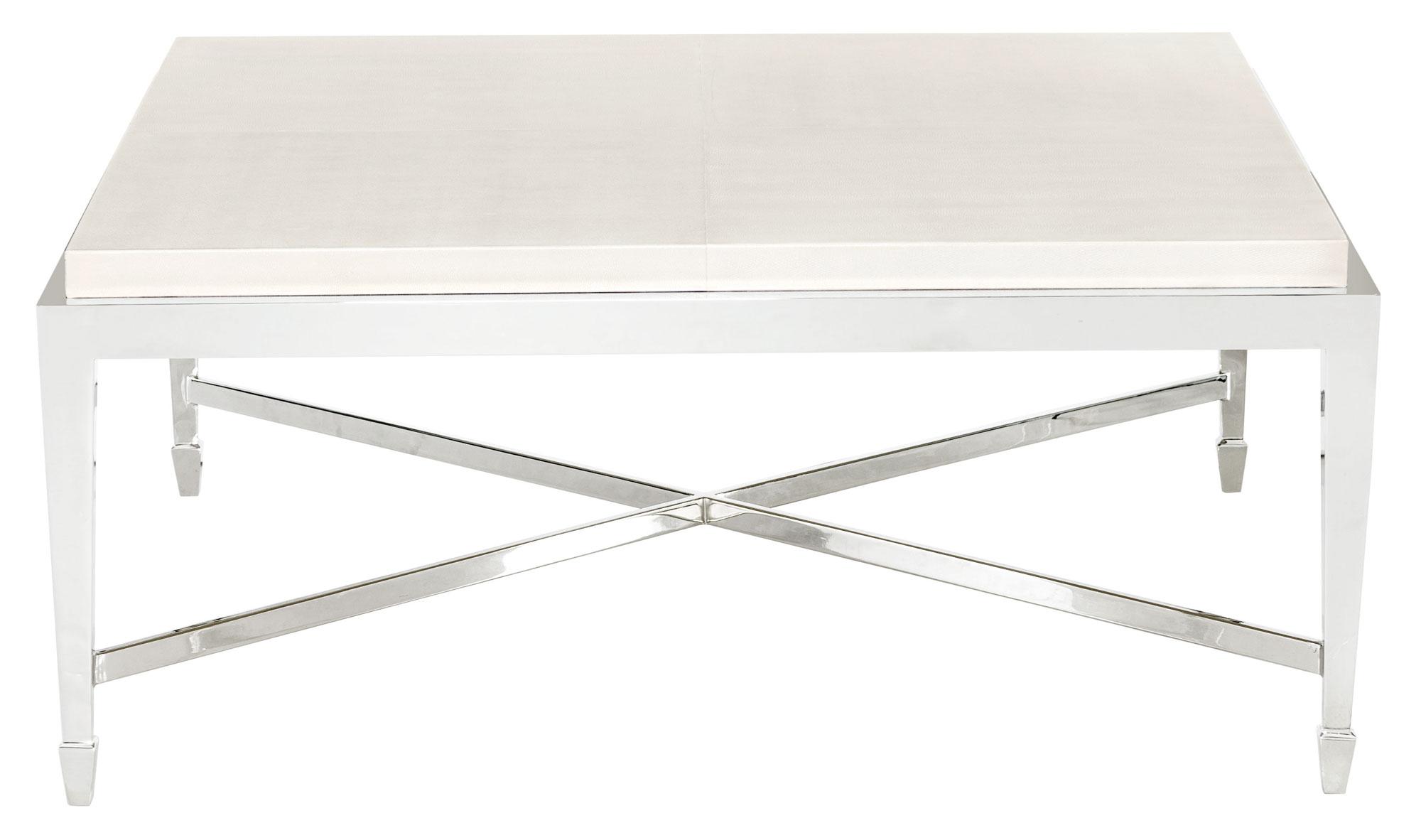 Bernhardt Criteria Square Cocktail Table - Item Number: 363-011W
