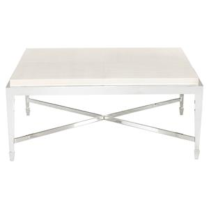 Bernhardt Criteria Square Cocktail Table