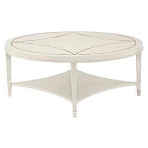 Bernhardt Criteria Round Cocktail Table