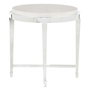 Bernhardt Criteria Round End Table