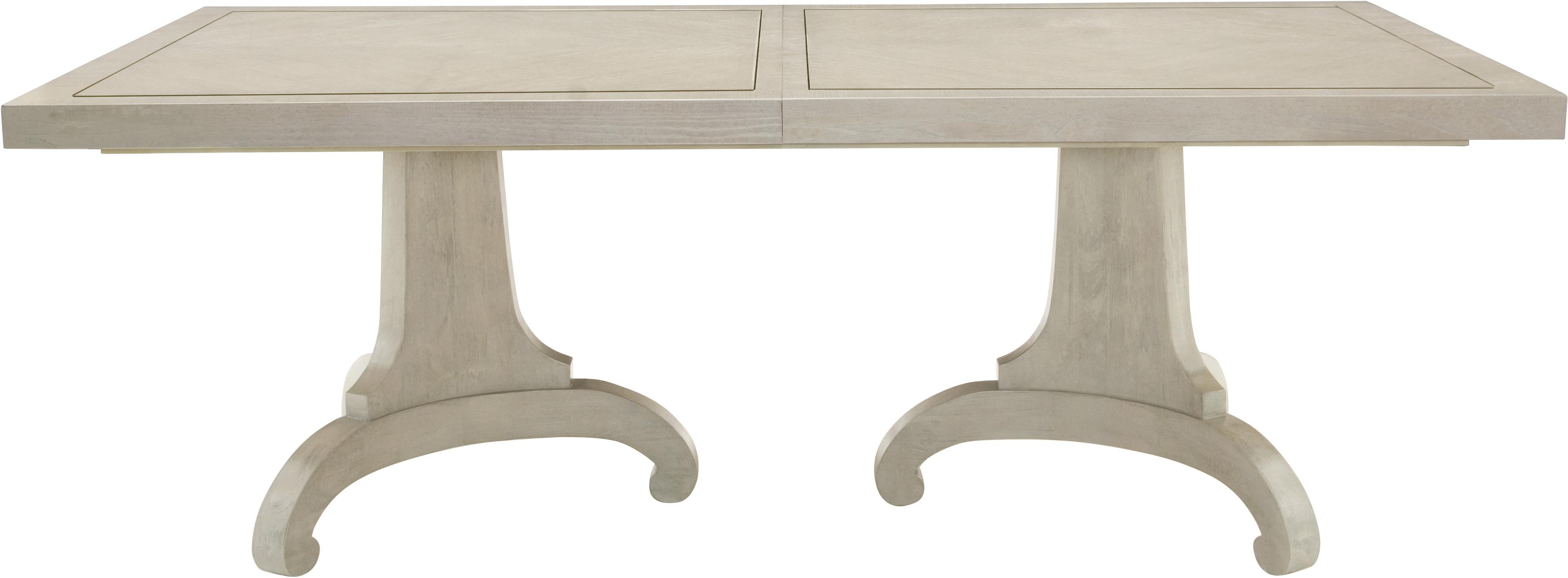 Bernhardt Criteria Dining Table - Item Number: 363-244G+2G