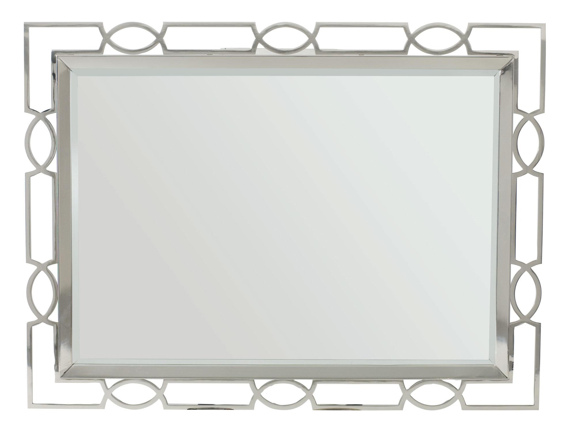 Bernhardt Criteria Metal Mirror - Item Number: 363-321