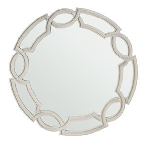 Bernhardt Criteria Round Mirror