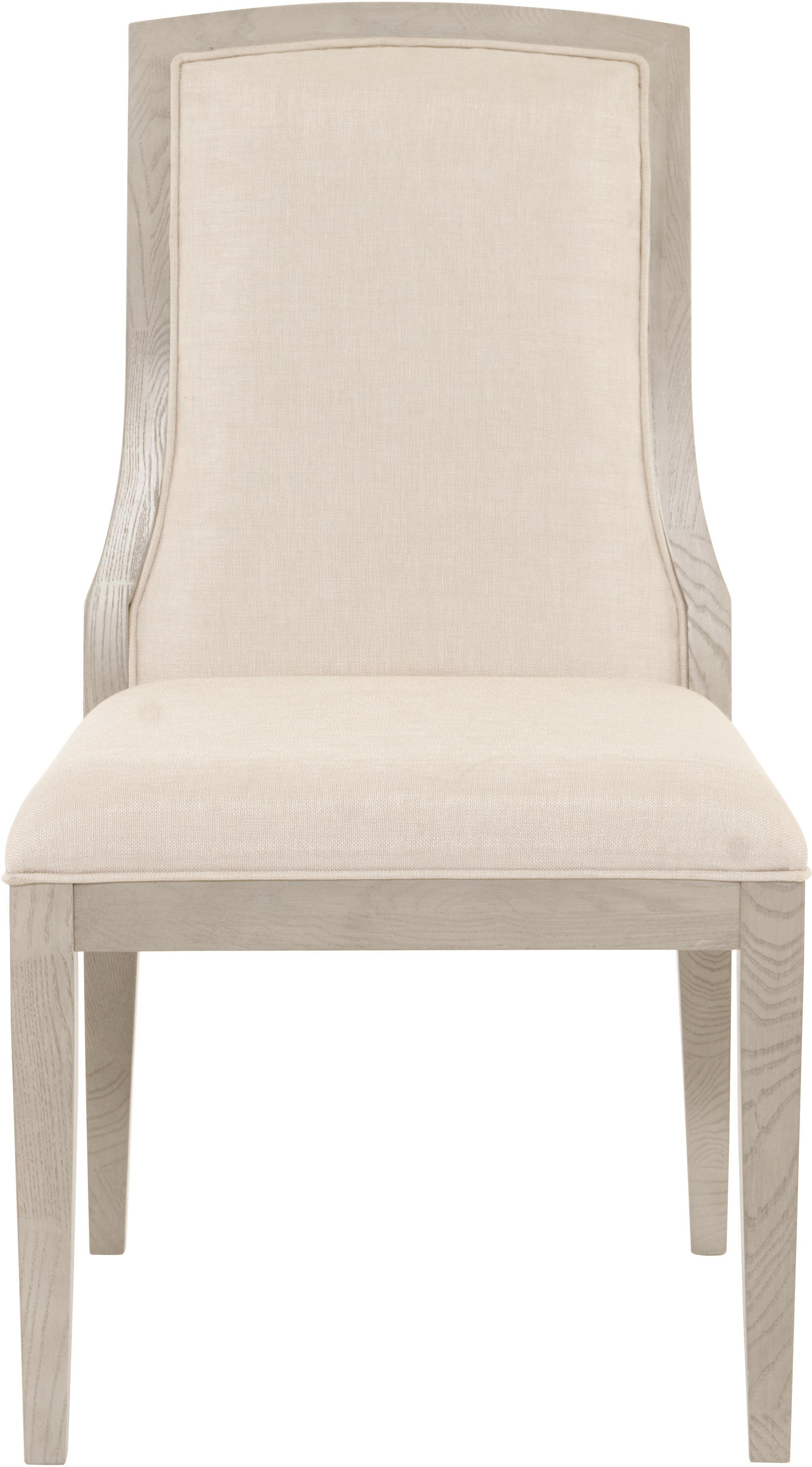 Bernhardt Criteria 363 541g Upholstered Side Chair With