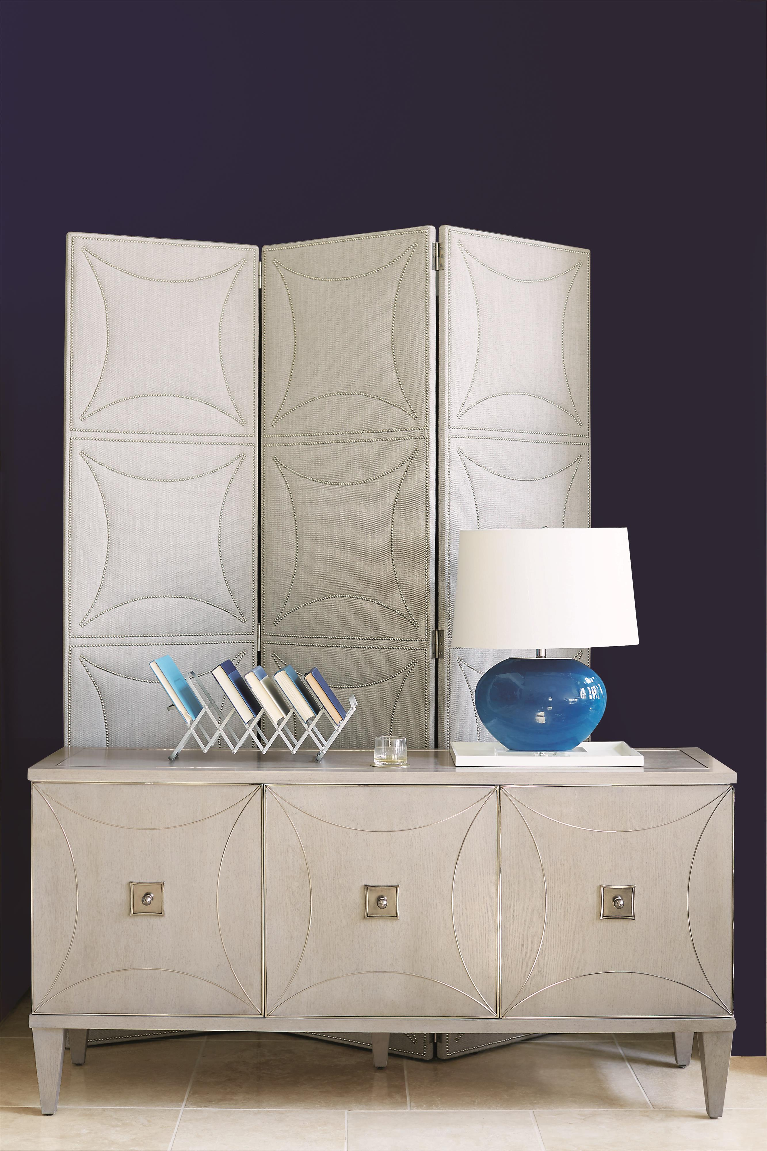Bernhardt Criteria 363 813 Upholstered Screen With
