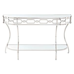 Bernhardt Criteria Metal Console Table