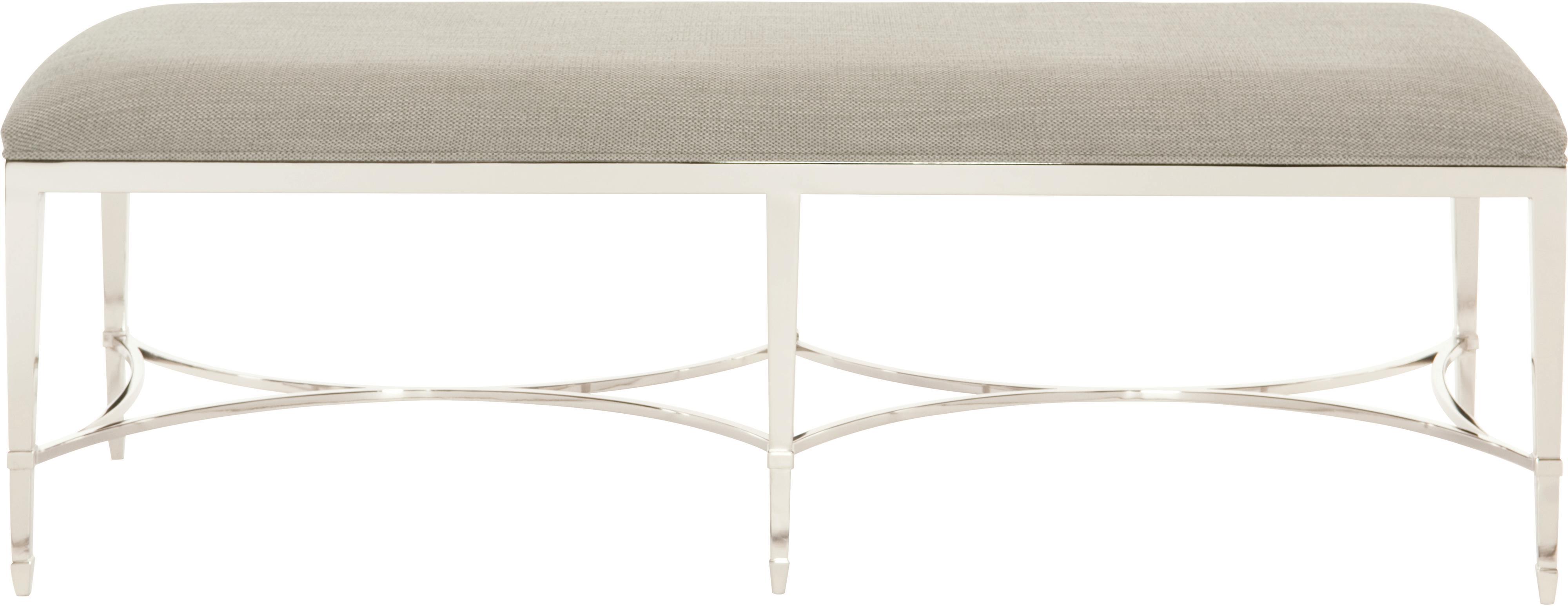 Criteria Bench by Bernhardt at Baer's Furniture