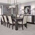Bernhardt Decorage Formal Dining Room Group - Item Number: 380 Dining Room Group 2