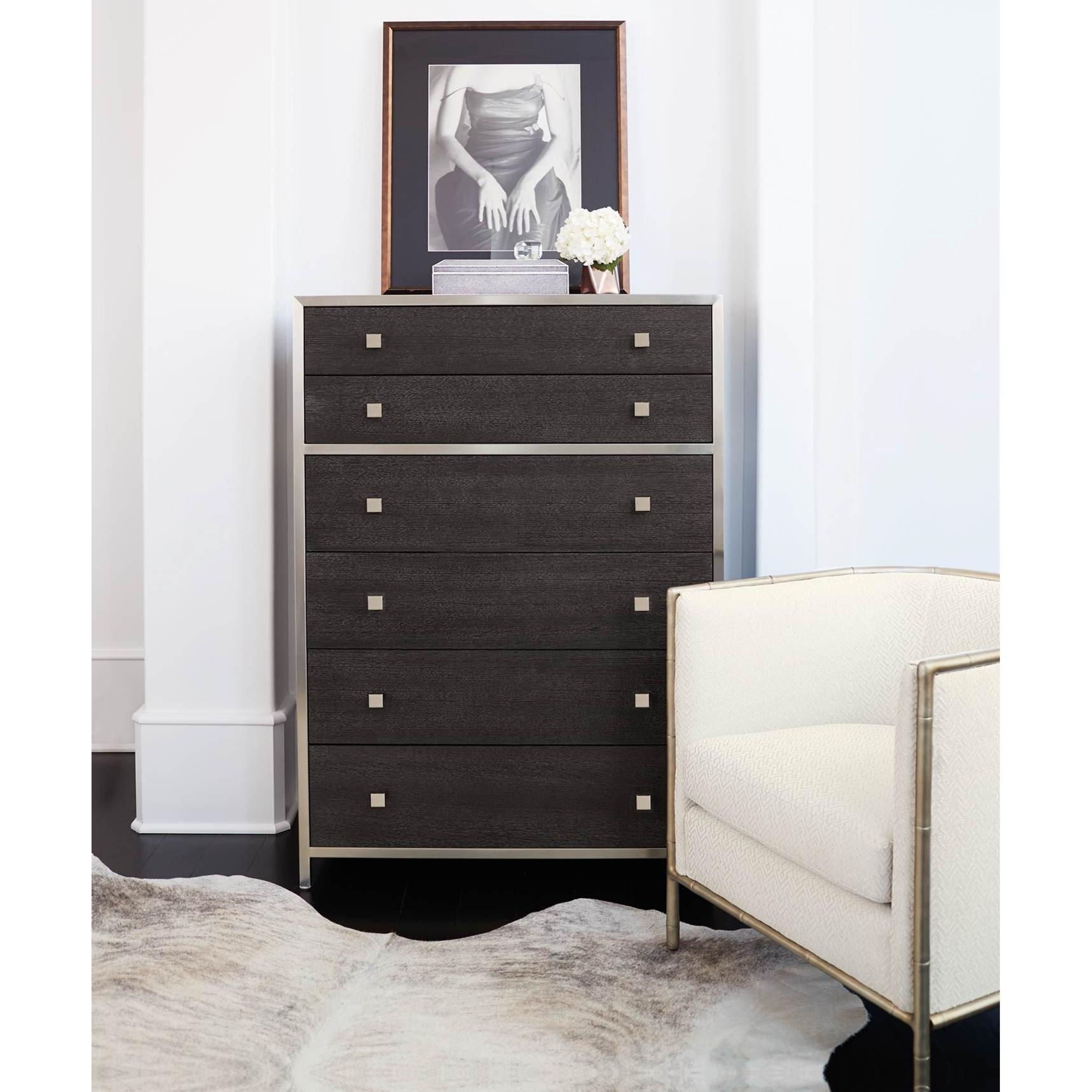 Bernhardt Decorage 380 118 Contemporary 6 Drawer Tall
