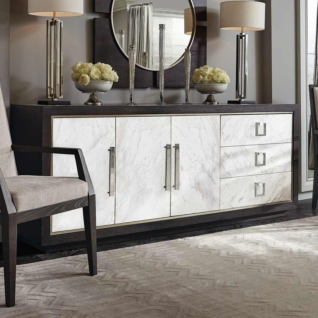 Bernhardt Decorage 380 132 Contemporary Buffet With