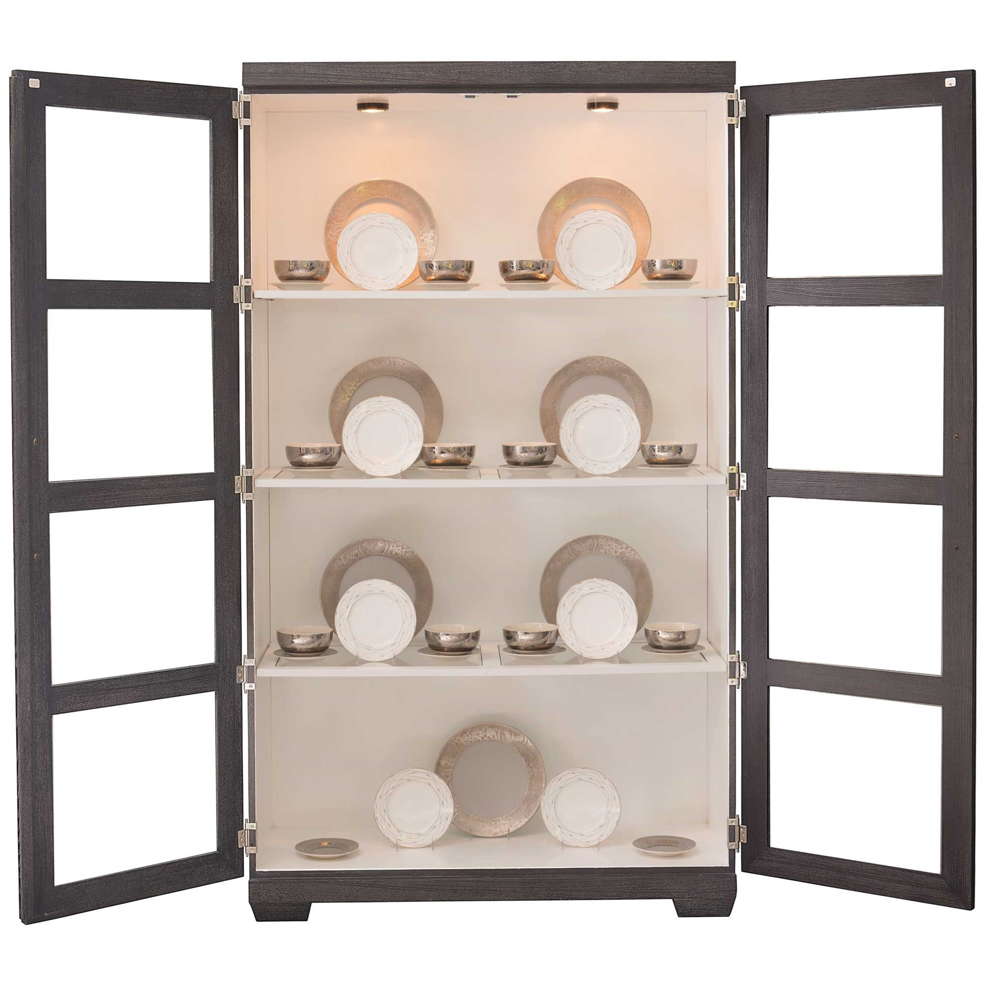 Bernhardt Decorage 380 356 Contemporary Display Cabinet
