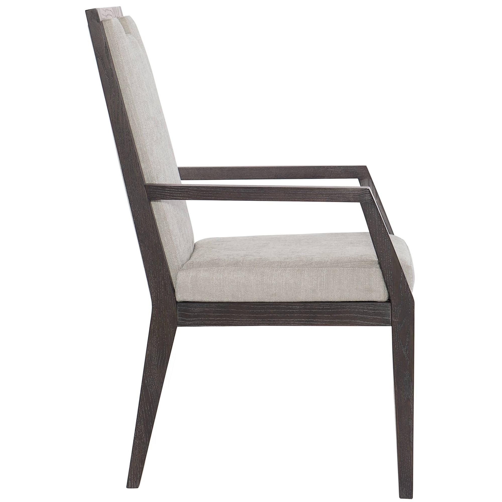 Bernhardt Decorage 380 542 Contemporary Arm Chair Baer S
