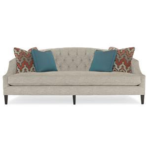 Bernhardt Diane Stationary Sofa