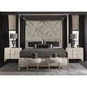 Bernhardt Domaine Blanc King Bedroom Group - Item Number: 374 K Bedroom Group 2