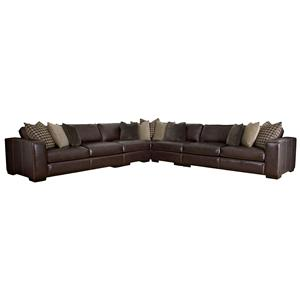 Bernhardt Dorian by Bernhardt Sectional Sofa