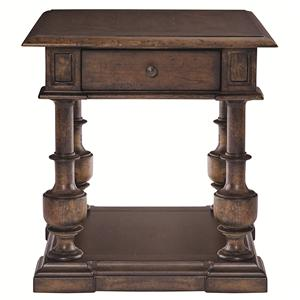 Bernhardt Eaton Square End Table