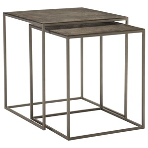 Bernhardt Eaton Nesting Table
