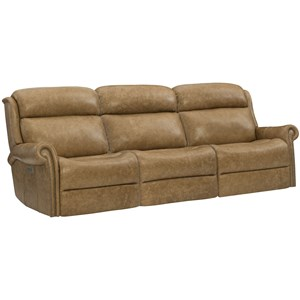 Power Motion Reclining Sofa