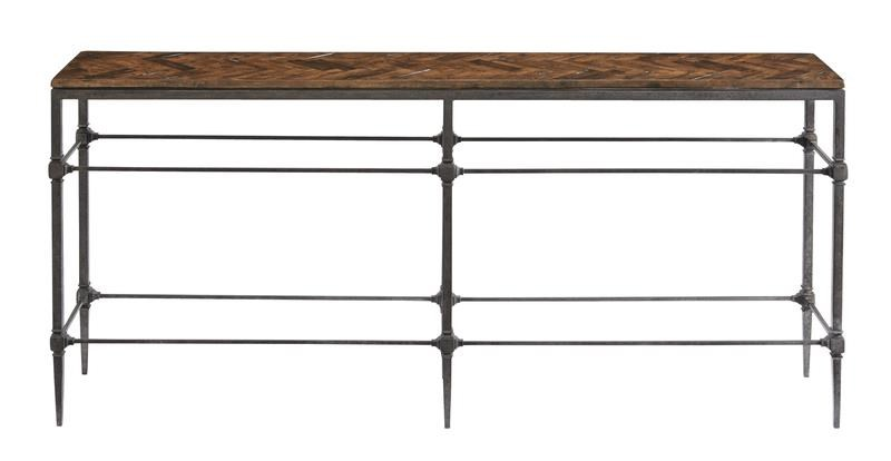 Bernhardt Everett Everett Console Table - Item Number: 234158084