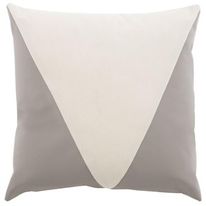Accent Pillow with Square Knife Edge