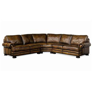 Bernhardt Foster  Sectional Sofa