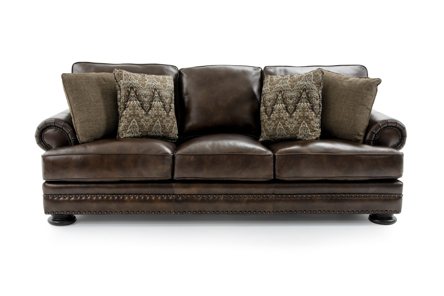 Bernhardt Foster 5377l Stationary Sofa Baer S Furniture