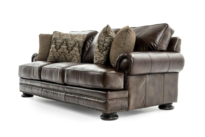Bernhardt Foster Stationary Sofa | Belfort Furniture | Sofas