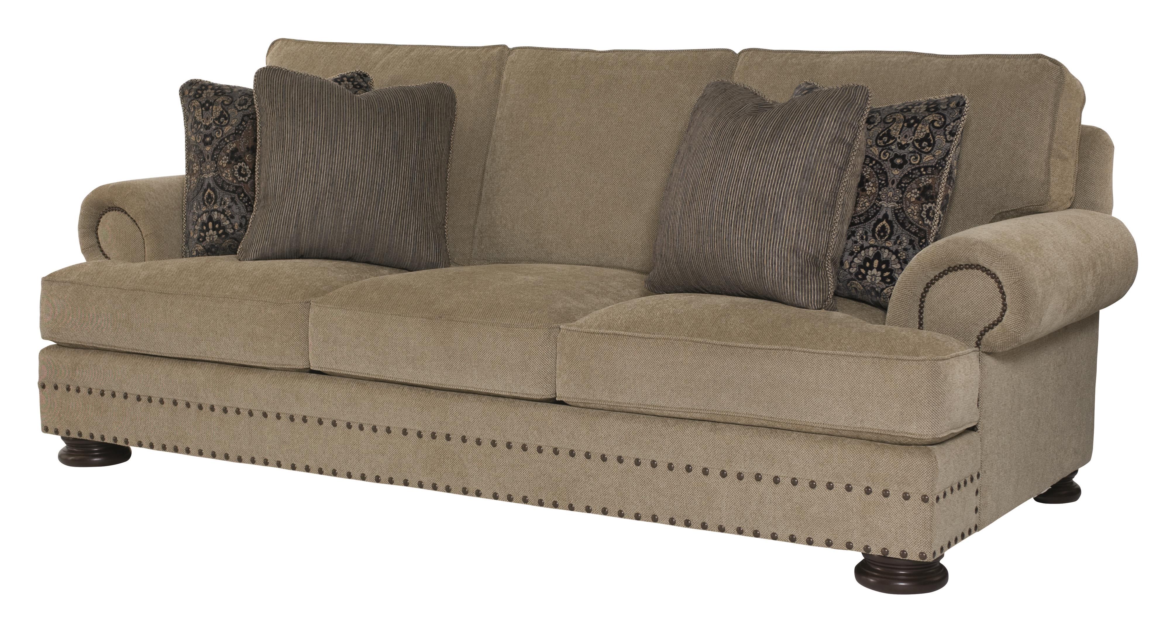 Bernhardt Foster Stationary Sofa Sprintz Furniture Sofas