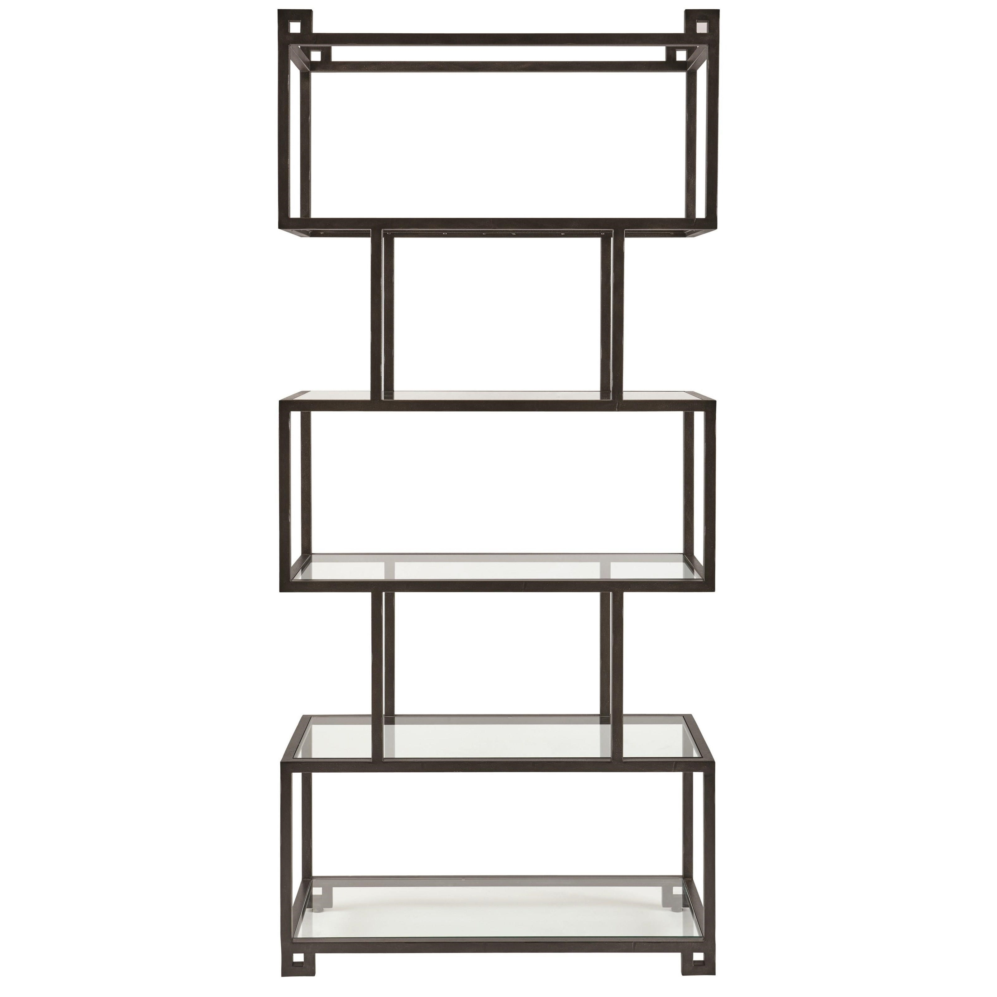 Fowler Etagere by Bernhardt at C. S. Wo & Sons Hawaii
