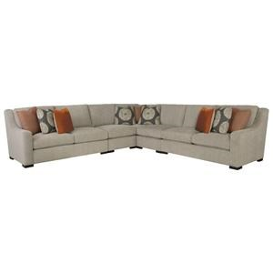 Bernhardt Germain Contemporary Sectional