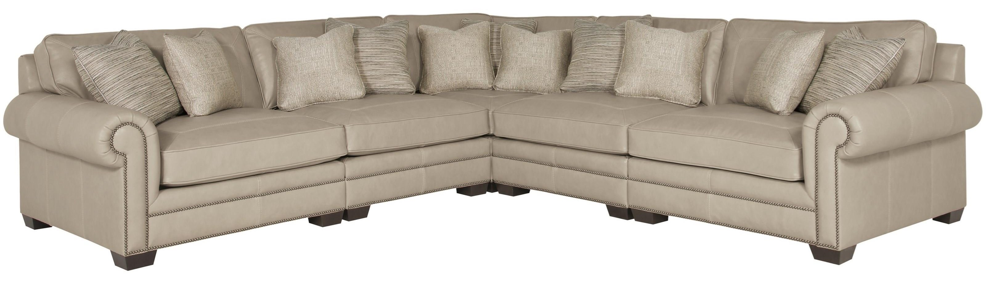 Grandview Traditional Sectional by Bernhardt at Baer's Furniture