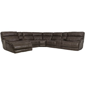 Power Motion Sectional