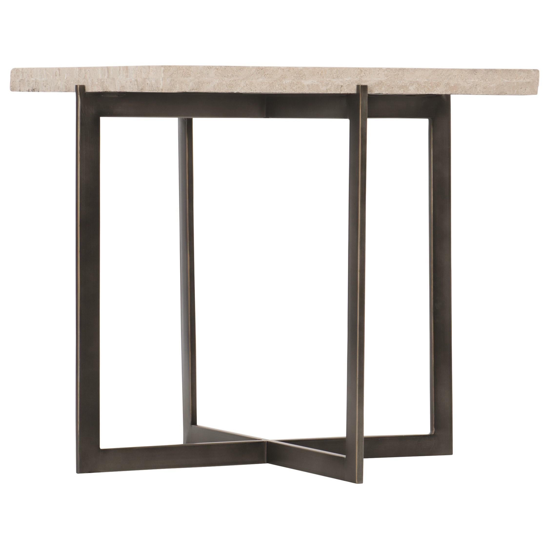 Super Bernhardt Hathaway 510 122 Contemporary Metal End Table Theyellowbook Wood Chair Design Ideas Theyellowbookinfo
