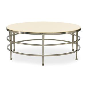 Bernhardt Haven Round Cocktail Table