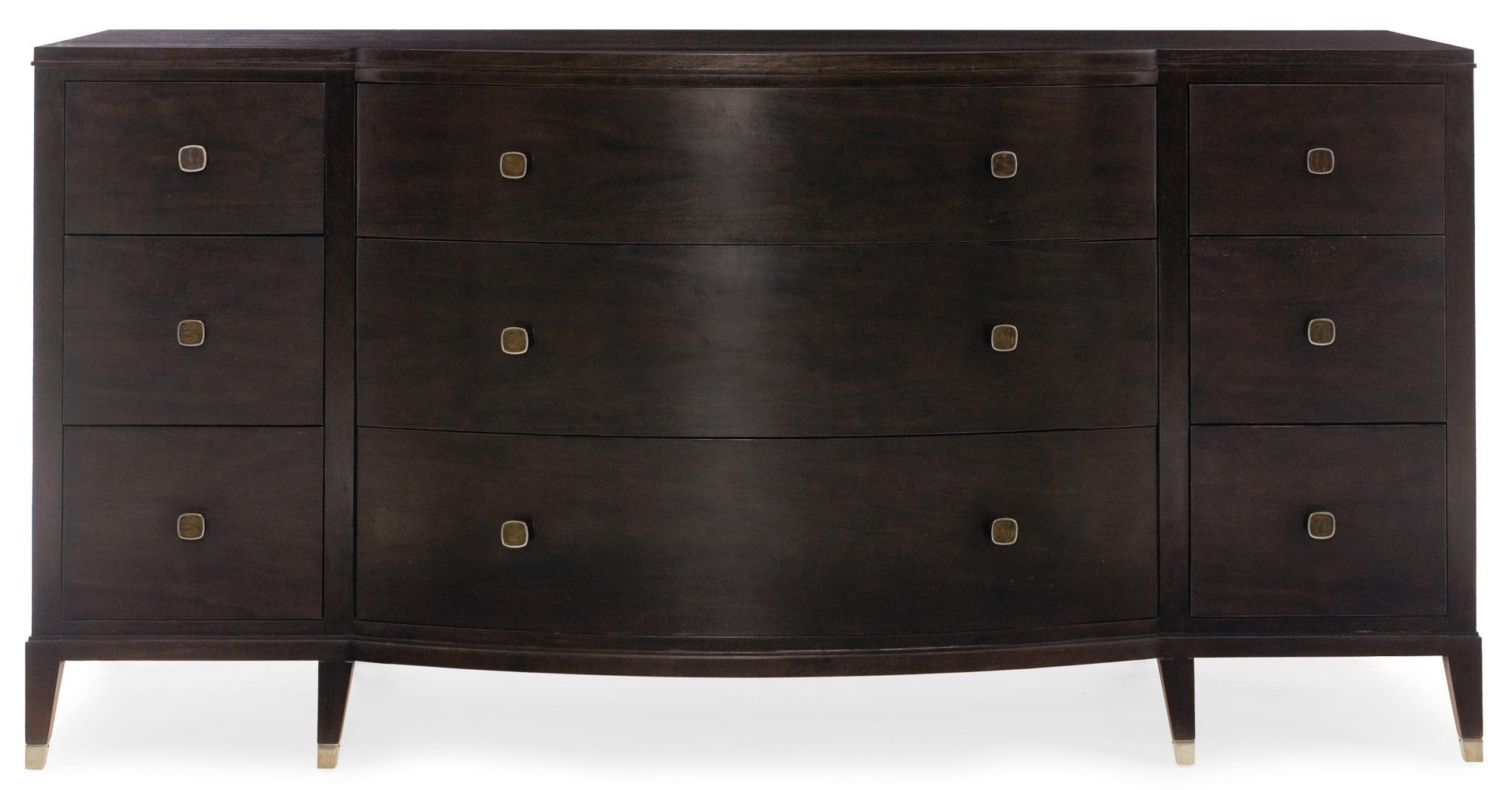 Bernhardt Haven Hawkins Dresser - Item Number: 346-054R
