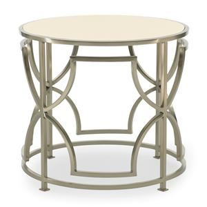 Bernhardt Haven Drum Table