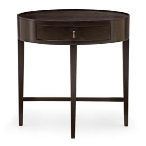 Bernhardt Haven Hawkins Round Nightstand