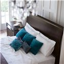 Bernhardt Haven Queen Sleigh Bed